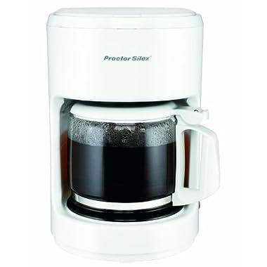 Proctor Silex 10-Cup Coffee Maker (48350)