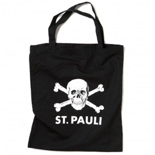 FC St.Pauli - Totenkopf Stofftasche