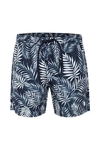 !Solid Herren Shorts Badehose 21104898. Größe:L. Farbe:Insignia Blue (194010)