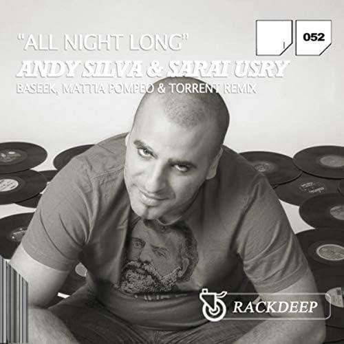 Andy Silva & Sarai Usry