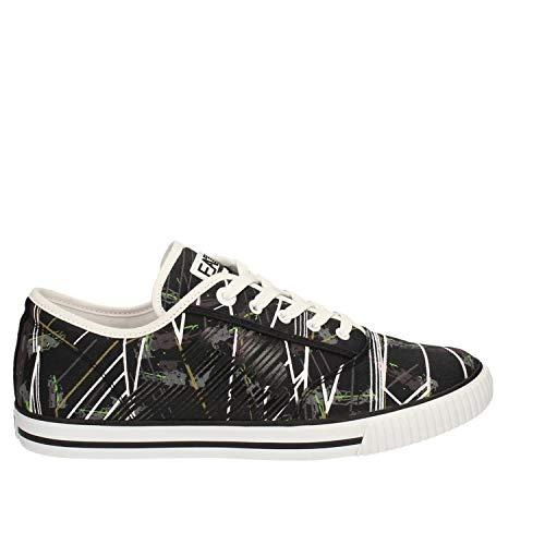 Ea7 emporio armani 278087 7P299 Zapatos Hombre Negro 36-2