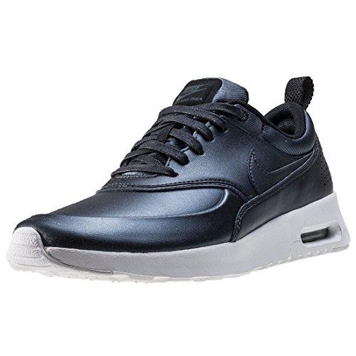 Nike Damen 861674-002 Fitnessschuhe, Grau (MTLC Hematite/MTLC Hematite/Summit White), 37.5 EU