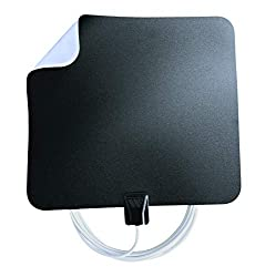 in budget affordable Winegard FL5500A FlatWave Amped Digital HD Home Amplified TV Antenna (4K / ATSC3.0…