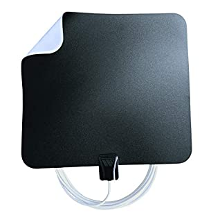 Winegard FL5500A FlatWave Amped Digital HD Indoor Amplified TV Antenna (4K Ready / ATSC 3.0 Ready / High-VHF / UHF), 50 Mile Long Range (B00BN5Z2WM) | Amazon price tracker / tracking, Amazon price history charts, Amazon price watches, Amazon price drop alerts