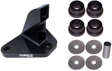 Torque Solution Mustache Bar Max 67% OFF Eliminator w Fits Urethane Bushings Challenge the lowest price of Japan