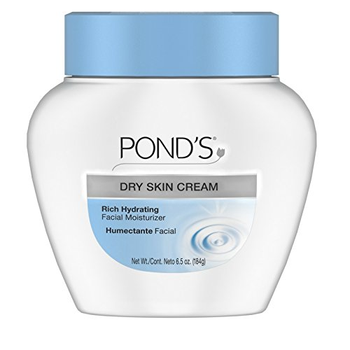 Ponds Dry Skin Cream 6.5 Ounce Jar …