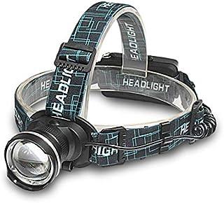 BLACKWOLF ブラックウルフ LED ヘッドライト 750ルーメン 充電式 本体充電 Cree XM-L2 ズーム 強力 作業灯 ワークライト 防水 18650リチウムイオンバッテリー 2166R