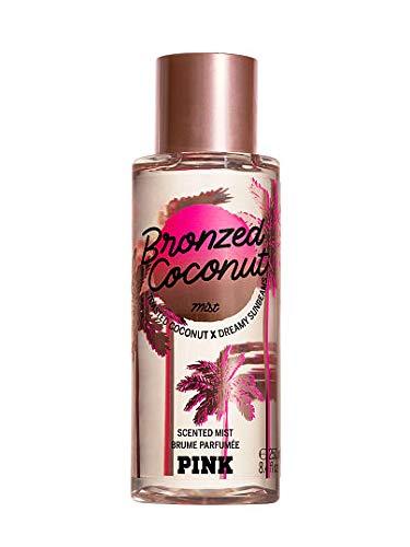 Victoria Secret Pink New! Love Fest Scented Mist BRONZED COCONUT 250ml