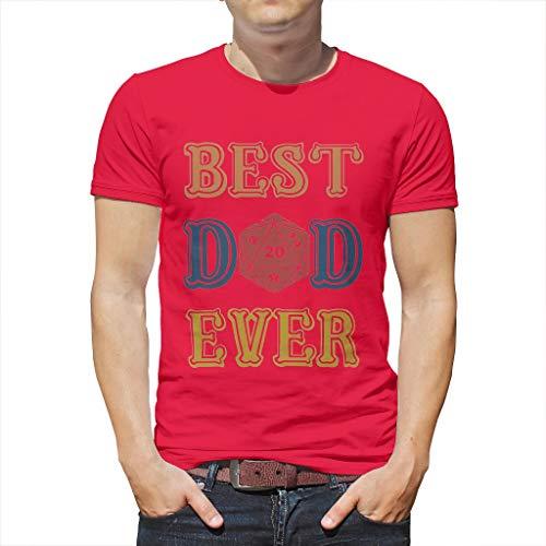 Neuheit Bunt Vintage-T-Shirt für Teenager Jungen und Mädchen Teenager mred 2XL