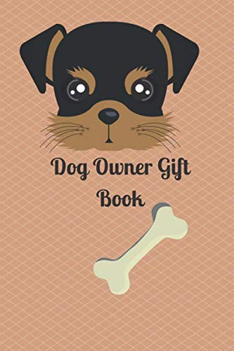 Dog Owner Gift Book.: Dog Puppy Owner Gift Journal Lined Notebook To Write In For Women And Men Paperback.