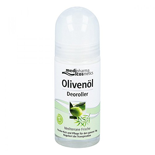 OLIVENÖL DEOROLLER mediterrane Frische 50 ml