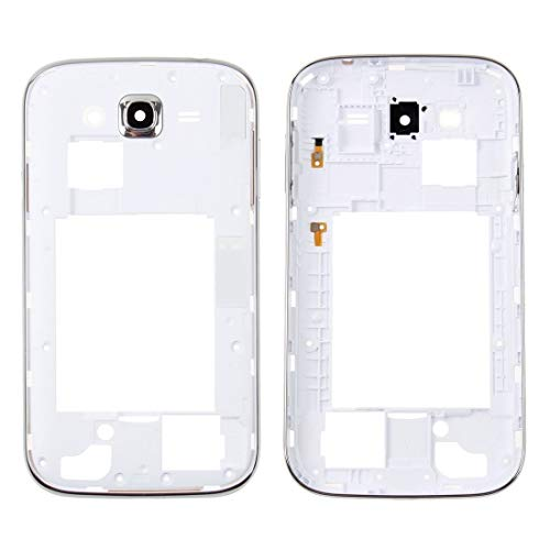 LLLi-ES Accesorios para teléfonos móviles For Samsung Galaxy Grand Neo / i9060 Bisel de Marco Medio Sustitución de Hardware del teléfono móvil