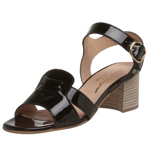 Robert Clergerie Women's Colchic Sandal,Black,10.5 B