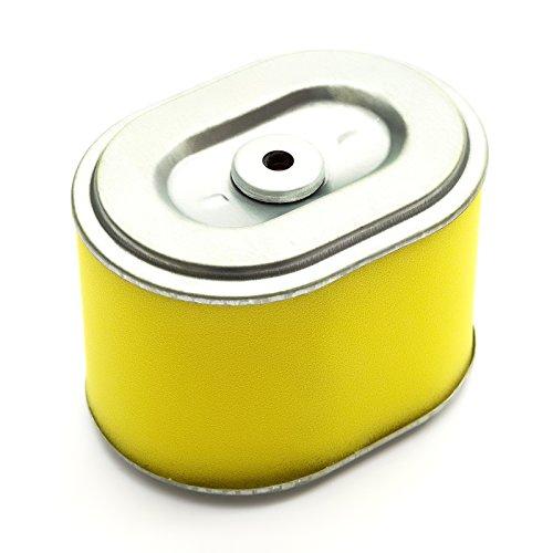 Filtro de aire no original elemento amarillo compatible con el compresor de aire del motor GX200