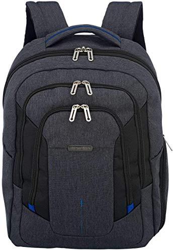Travelite Organisiert verpackt: Mehrteilige Business-Gepäckserie @work für Ihre erfolgreiche Geschäftsreise Rucksack, 45 cm, 25 Liter, anthrazit