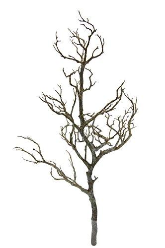 Flair Flower Deko-Ast, Kunststoff, Braun, 80 x 30 x 26 cm