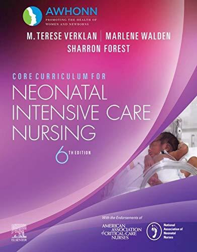 Core Curriculum for Neonatal Intensive Care Nursing E-Book (English Edition)