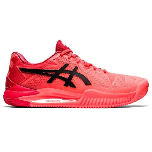 ASICS Gel-Resolution 8 Clay Tokyo, Zapatillas de Tenis Hombre, Rouge Vif Noir,...