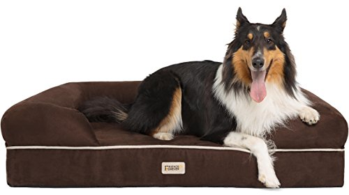 Prestige Edition Premium Orthopedic Memory Foam Dog Bed Extra Large | Sofa...
