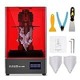 ELEGOO Saturn Imprimante 3D, UV Resine 3D Printer avec 4K Monochrome LCD de 8,9 Pouces, Impression Rapide et Haute Précision, Grand Taille d'impression 192x120x200mm
