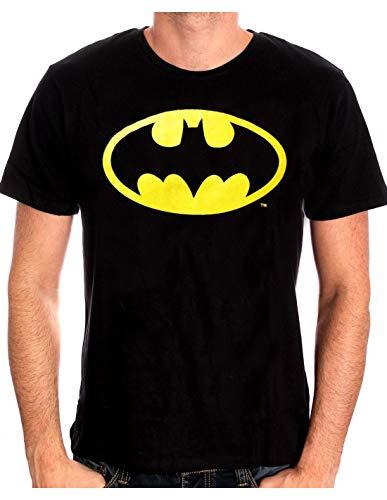 Batman Classic Logo Vintage M
