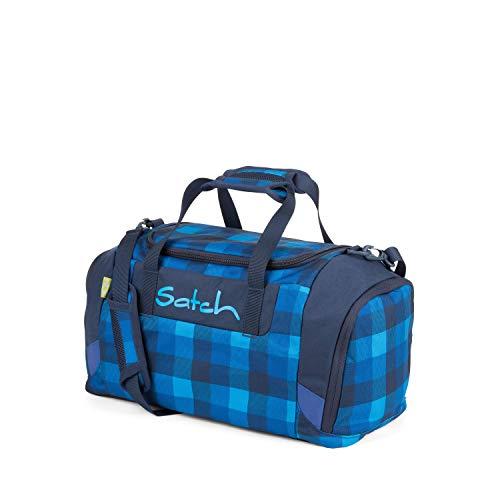 Satch Sporttasche Skytwist, 25l, Schuhfach, gepolsterte Schultergurte, Blau