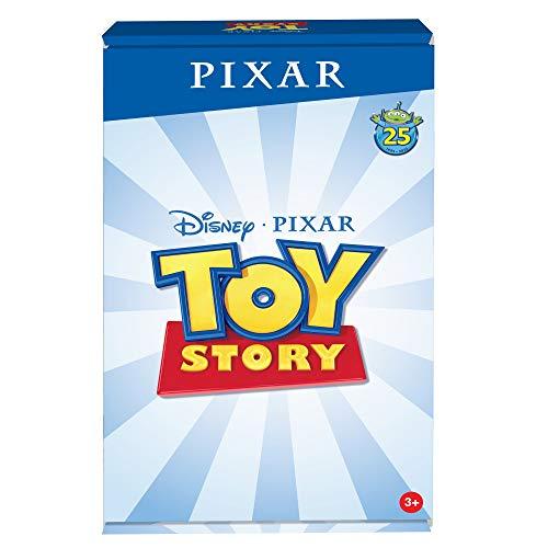 Toy Story- 4 Disney Pixar Ducky Personaggio Articolato da 18 cm, Giocattolo per Bambini di 3+ Anni, GGX28