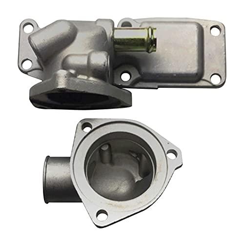 Hachiparts Cubierta de termostato compatible con Sumitom o SH120 compatible con el motor Hitach i EX120