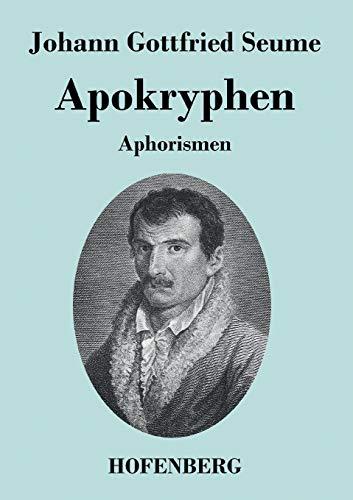 Apokryphen: Aphorismen