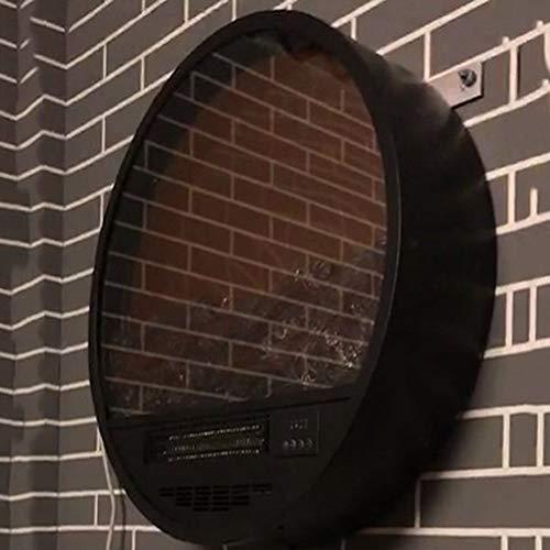 HBHHB elektrische open haard 750/1500 W temperatuur instelbaar vlam Simulata elektrische oven intelligente afstandsbediening helderheid instelbaar