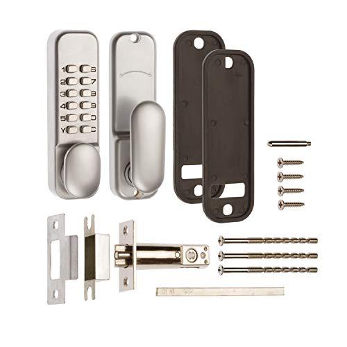 Mechanical Digital Door Lock with Holdback - S