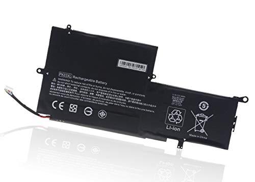 PK03XL HSTNN-DB6S Laptop Battery for HP Spectre x360 13-4000 4100 Series 13-4103dx 13-4003dx; HP Spectre 3 Pro X360 G1 G2 788237-2C1 789116-005 TPN-Q157