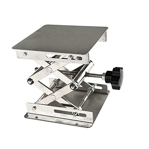 Absir Mini Lab-Lift Lifting Platforms Lab Tool Jack Scissor Stand Rack Lab-Lifting Kit