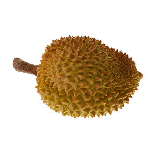 Frutas Artificiales Durian para Cocina Casera - do