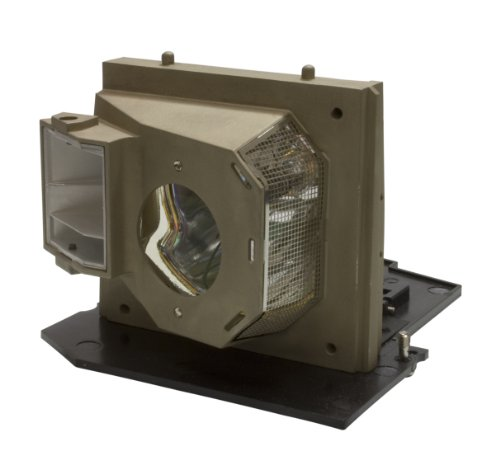 Electrified SP.83C01G001 / BL-FS300B Replacement Lamp with Housing for Optoma Projectors Bl Fs300b Replacement Lamp