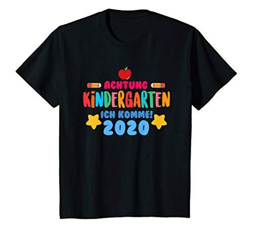 Kinder Kindergarten 2020 T-Shirt Anfang Start Kindergartenkind T-Shirt