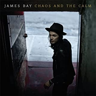 Chaos And The Calm [CD] James Bay