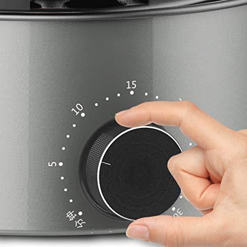 41Yux1DfrSL - WZHZJ Haushaltsrauchfreie Automatische Rotating Grillspieße, Lammspieße Grill/Barbecue-Maschine