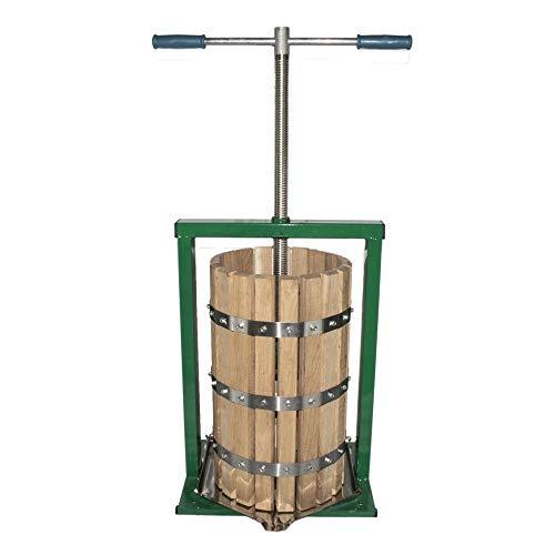 Wollen Tsm 25 Fruitpers, 25 Liter, aus Holz gemacht