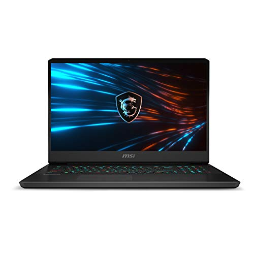 MSI GP76 Leopard 10UG-078UK FULL HD 144 Hz 17.3 Inch Gaming Laptop (Intel i7-10870H, NVIDIA GeForce RTX 3070 8 GB, 1TB NVMe PCIe Gen3x4 SSD, 16 GB RAM, Wi-Fi 6, Windows 10) Black