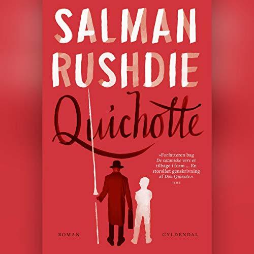 Quichotte cover art