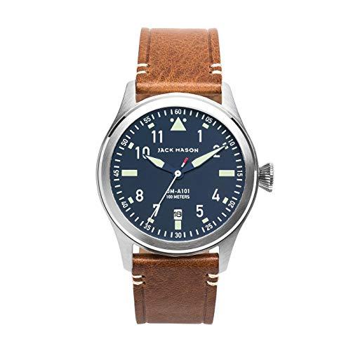 Jack Mason Men's Watch Aviator...
