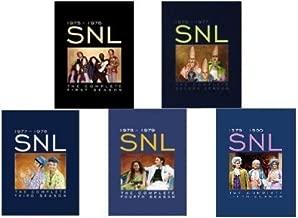 Saturday Night Live SNL Complete Seasons 1-5