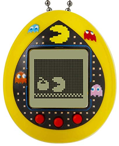 TAMAGOTCHI Bandai 42851 PAC-Man Device Electronic Virtual Pet Game - Yellow Maze