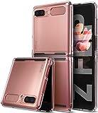 Ringke Slim Diseñado para Funda Samsung Galaxy Z Flip (2020), Protección Resistente Impactos Delgada Ligera Carcasa Galaxy Z Flip (4G y 5G) -Transparente (Clear)