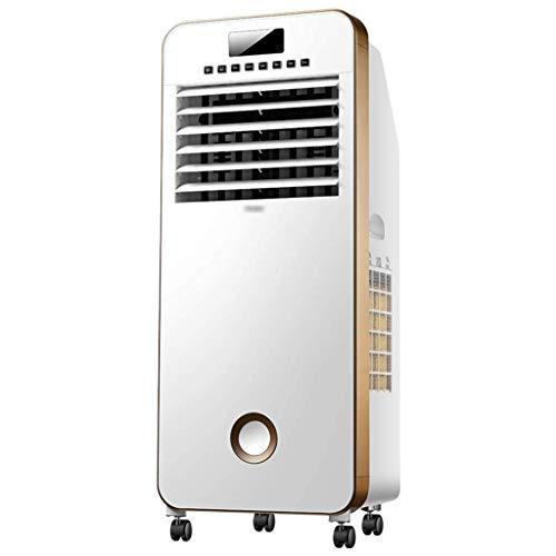 Climatizzatore Portatile Raffreddatori evaporativi Torre Fan Fan Famiglia Aria Raffreddare Aria Condizionatori Aria condizionata Acqua Piccolo Ventilatori di raffreddamento ad acqua Ventilatori elettr
