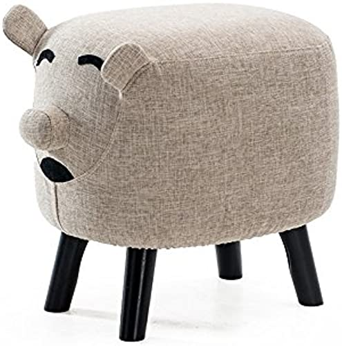 FEI Bequem Kinderhocker Sofa Hocker Tierform Stark und langlebig