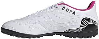 adidas Copa Sense.4 TF Rubber Sole Lace-Up Two-Tone Football Shoes for Men 44 2/3 EU