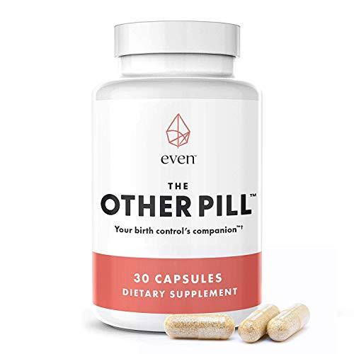 The Other Pill, Hormone Balance for Women on Birth Control | A Women's Multivitamin Formulated to Minimize Side Effects of the Pill | Replenish Nutrients Lost on Birth Control | Dietary Supplement
