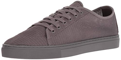 Donald J Pliner Men's ABEL2 Sneaker, Charcoal, 13 M US